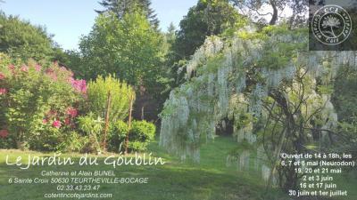 Affiche jardindugoublin 1