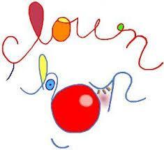 Logo clown hop